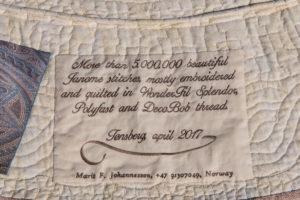 Marits quilt