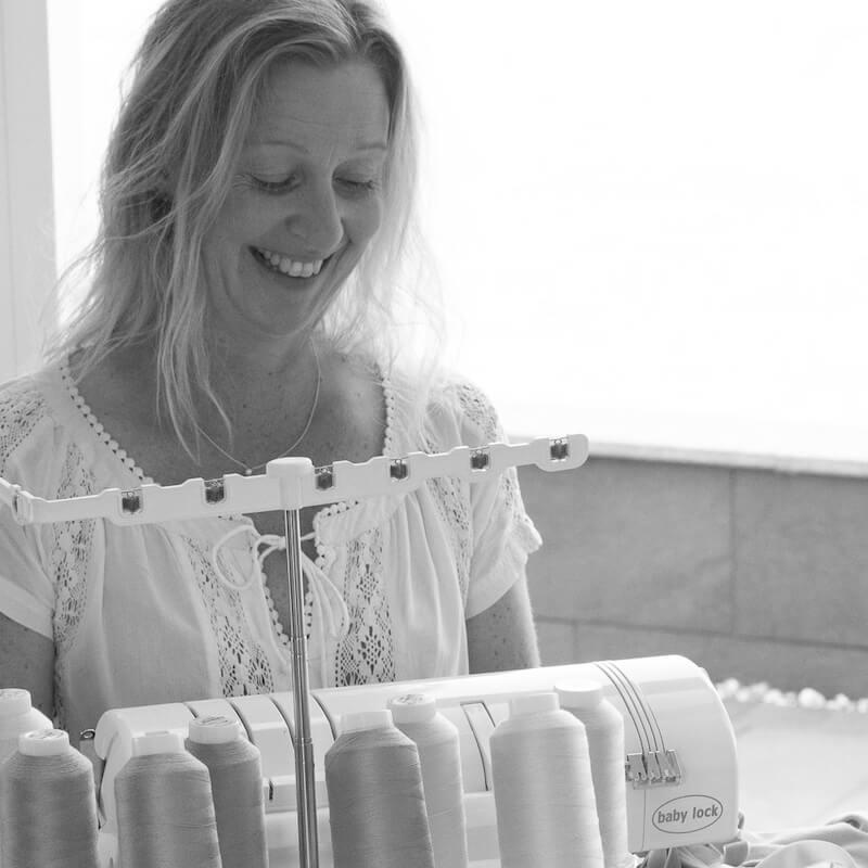 Pattern designer Jessika Eivik