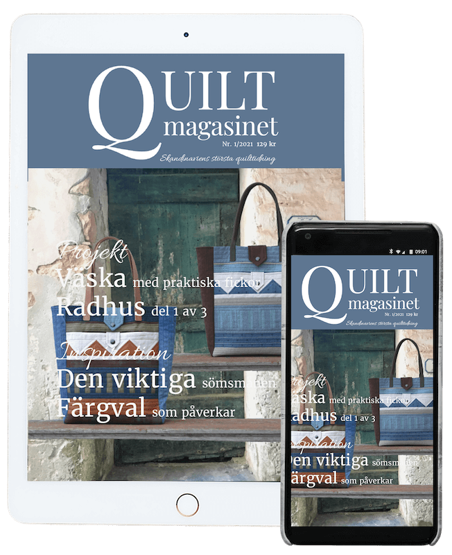 Quiltemagasinet digitalt